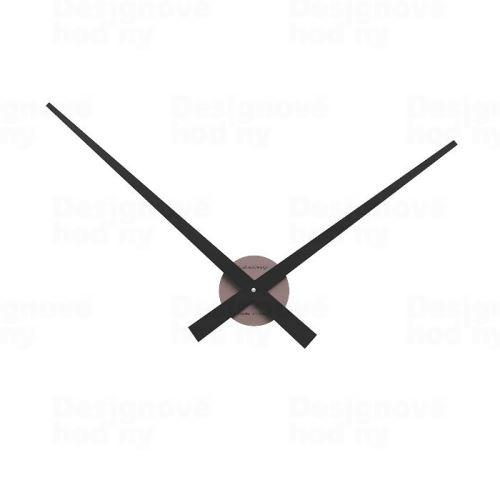 Dizajnové hodiny 10-313 CalleaDesign (viac farieb) Farba rubínová tmavo červená - 65