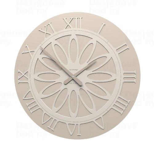 Dizajnové hodiny 10-202 CalleaDesign 60cm (viac farieb) Farba čierna klasik - 5