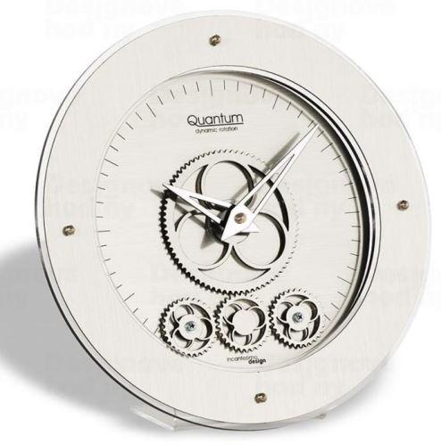 Dizajnové stolové hodiny i405 IncantesimoDesign 24cm