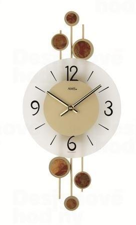 Nástenné hodiny 9389 AMS 47cm