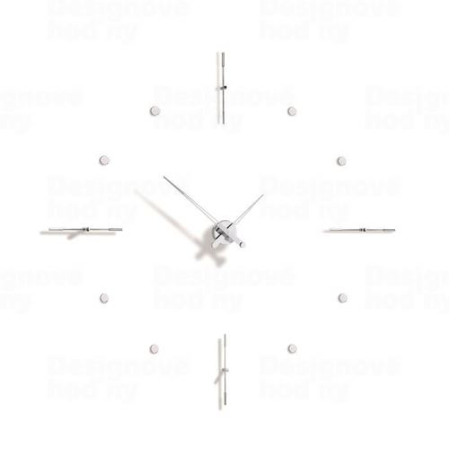 Dizajnové nástenné hodiny Nomon Mixto Aj 110cm