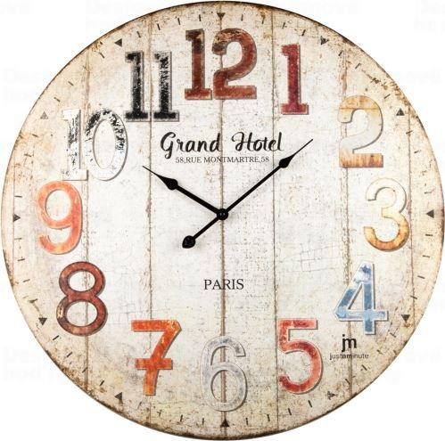 Dizajnové nástenné hodiny 21485 Lowell 60cm