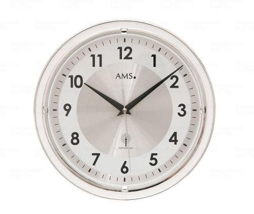 Nástenné hodiny 5945 AMS riadené rádiovým signálom 30cm