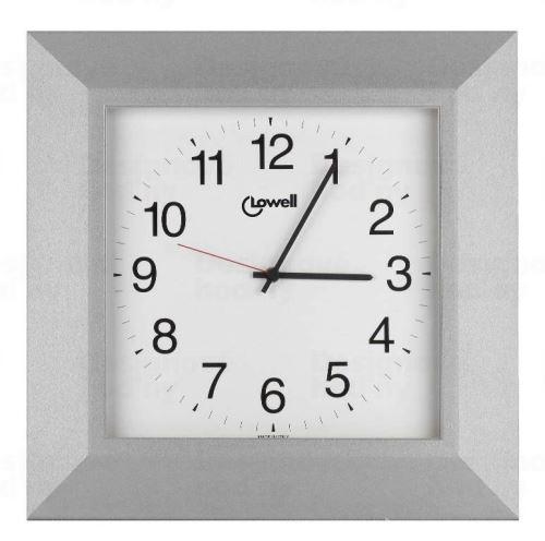 Dizajnové nástenné hodiny 04637S Lowell 40cm