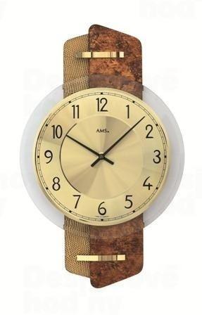 Nástenné hodiny 9409 AMS 38cm