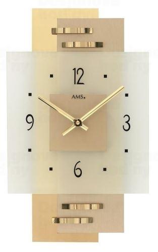 Nástenné hodiny 9241 AMS 36cm
