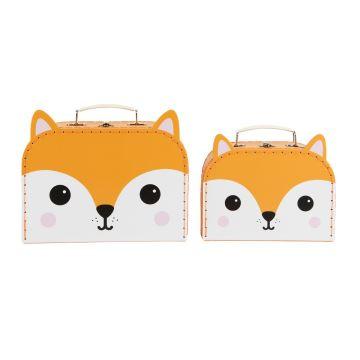 Sada 2 kufríkov HIRO FOX