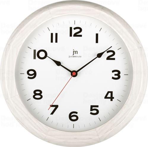 Dizajnové nástenné hodiny 21034B Lowell 30cm