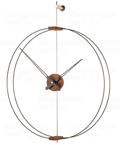 Dizajnové nástenné hodiny Nomon Barcelona Small 76cm