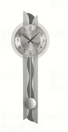 Kyvadlové nástenné hodiny 7216 AMS 69cm