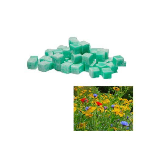Scented cubes vonnný vosk do aromalámp - meadow flowers (lúčne kvety), 8x 23g