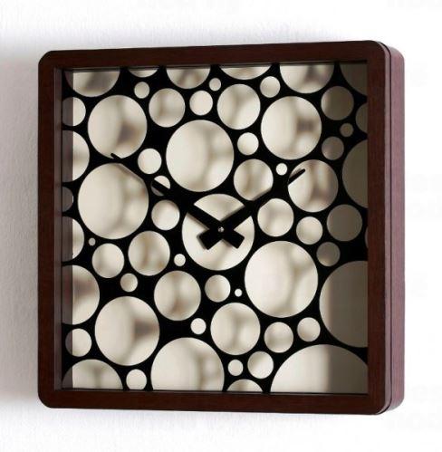 Dizajnové hodiny Diamantina a Domeniconi Layers 40cm