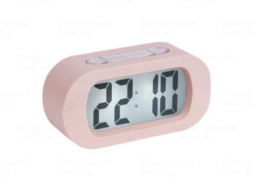 Stolové digitálne hodiny-budík Karlsson KA5753PI