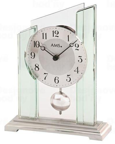 Stolové kyvadlové hodiny 1168 AMS 23cm
