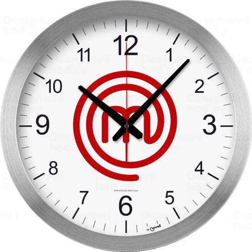 Dizajnové nástenné hodiny 14930MA Lowell 40cm