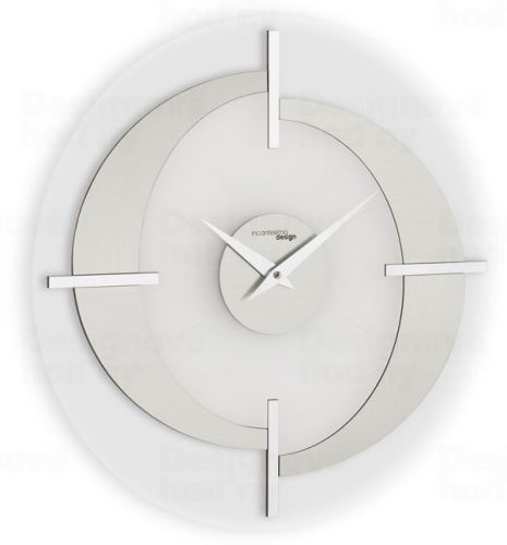 Dizajnové nástenné hodiny I192M IncantesimoDesign 40cm