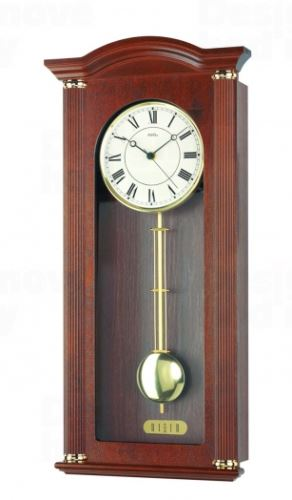 Nástenné kyvadlové hodiny 5014/1 AMS 64cm