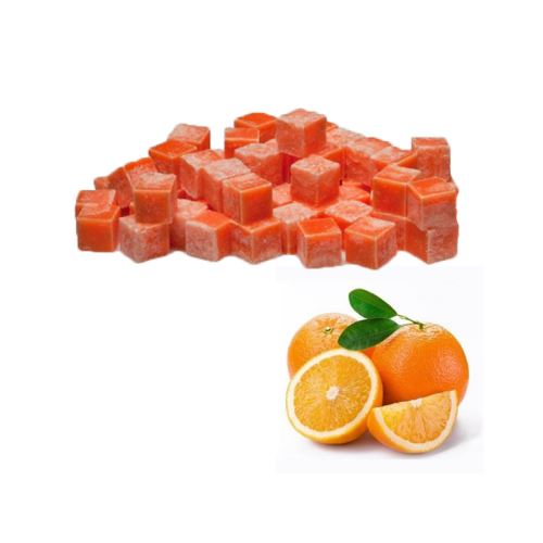 Scented cubes vonnný vosk do aromalámp - orange (pomaranč), 8x 23g