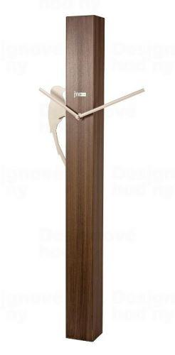 Dizajnové kyvadlové nástenné hodiny 14541W Lowell 65cm