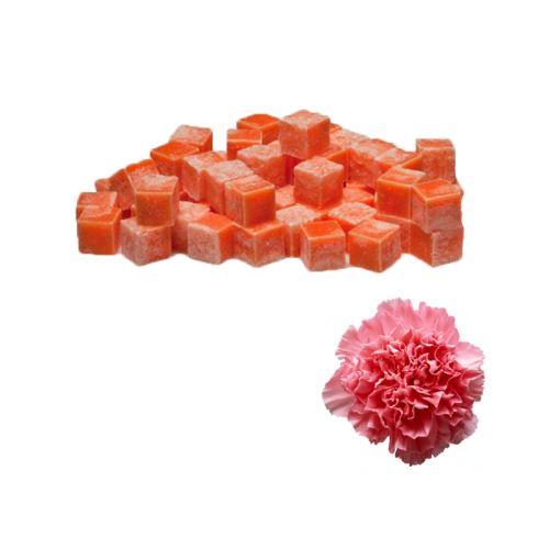 Scented cubes vonnný vosk do aromalámp - carnation (karafiát), 8x 23g