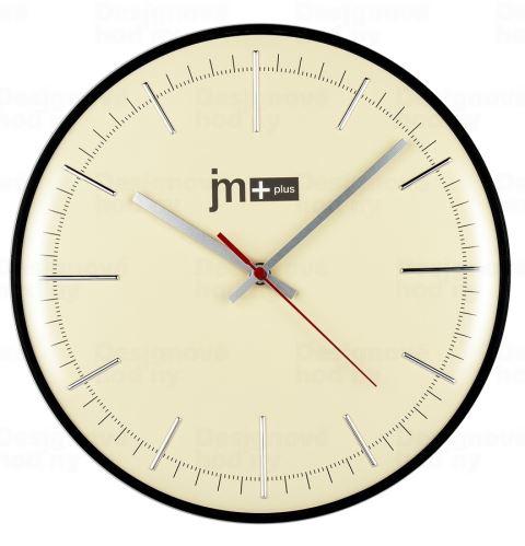 Dizajnové nástenné hodiny 14953B Lowell 30cm