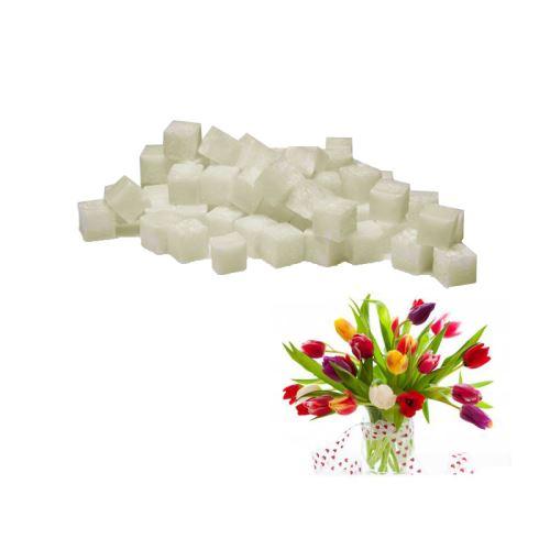 Scented cubes vonnný vosk do aromalámp - tulipan, 8x 23g
