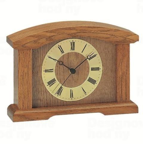 Stolné hodiny 5138/4 AMS riadené rádiovým signálom 25cm