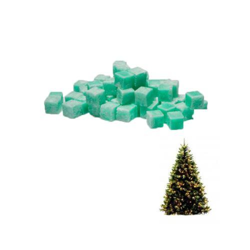 Scented cubes vonnný vosk do aromalámp - christmas tree (vianočný strom), 8x 23g