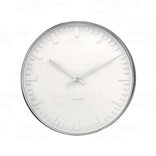Dizajnové nástenné hodiny 4382 Karlsson 51cm