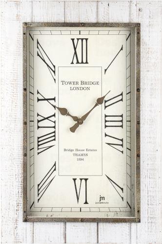 Dizajnové nástenné hodiny 21477 Lowell 60cm