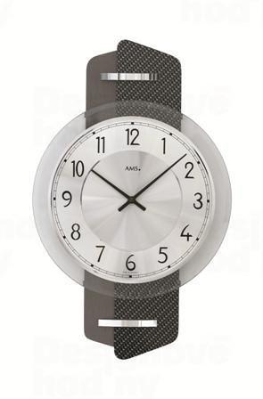 Nástenné hodiny 9404 AMS 38cm