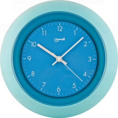 Dizajnové nástenné hodiny Lowell 00706-CFA Clocks 26cm