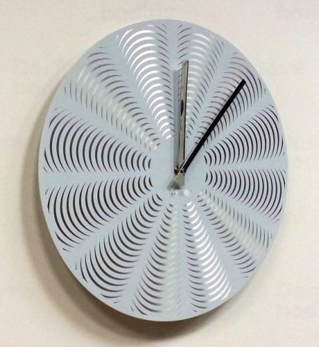 Dizajnové nástenné hodiny 5151WH Karlsson 40cm