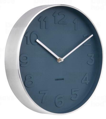 Dizajnové nástenné hodiny 5676 Karlsson 28cm