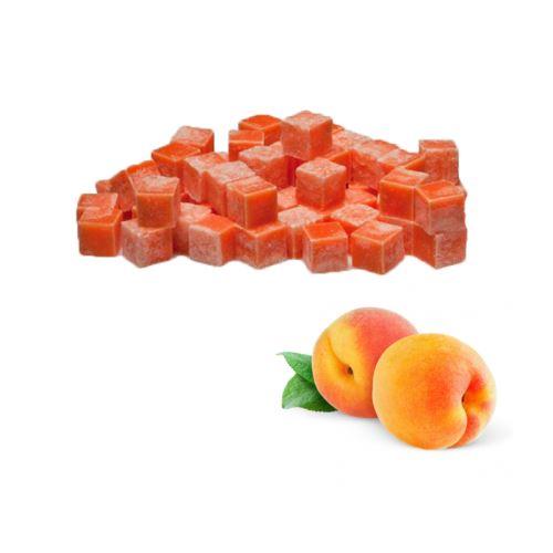 Scented cubes vonnný vosk do aromalámp - peach (broskyňa), 8x 23g