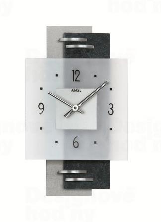 Nástenné hodiny 9245 AMS 36cm