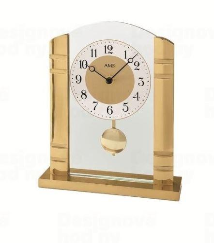 Stolové kyvadlové hodiny 1117 AMS 23cm