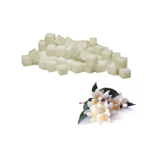 Scented cubes vonnný vosk do aromalámp - jasmine (jazmín), 8x 23g