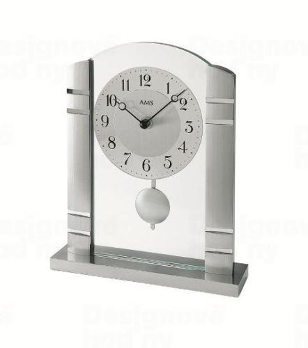 Stolové kyvadlové hodiny 1118 AMS 23cm