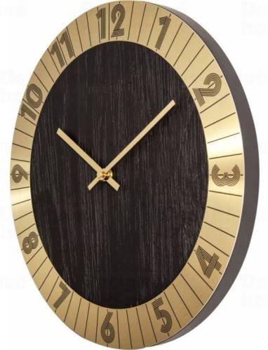 Dizajnové nástenné hodiny 3198go Nextime Flare 35cm