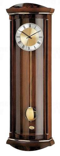 Kyvadlové nástenné hodiny 5080/1 AMS riadené rádiovým signálom 82cm