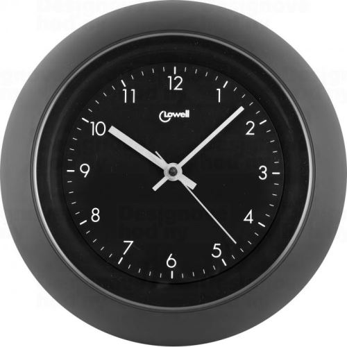 Dizajnové nástenné hodiny Lowell 00706-CFN Clocks 26cm