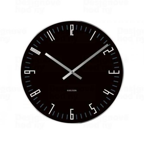 Dizajnové nástenné hodiny 4922 Karlsson 40cm