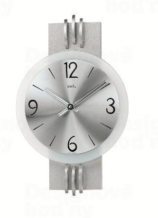 Nástenné hodiny 9229 AMS 38cm