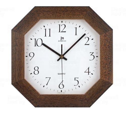 Dizajnové nástenné hodiny 02822N Lowell 27cm