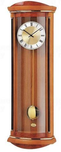 Kyvadlové nástenné hodiny 5080/9 AMS riadené rádiovým signálom 82cm