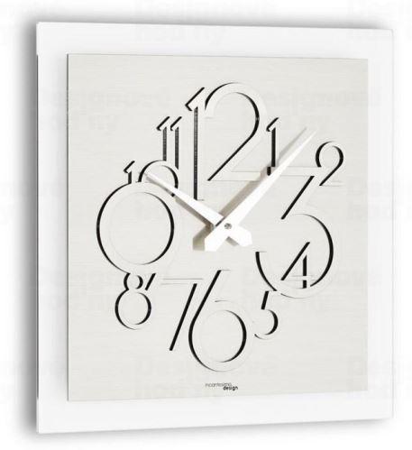 Dizajnové nástenné hodiny I118MS IncantesimoDesign 40cm