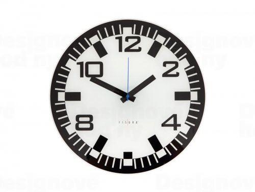 Fizúra nástenné hodiny Zurich 40cm