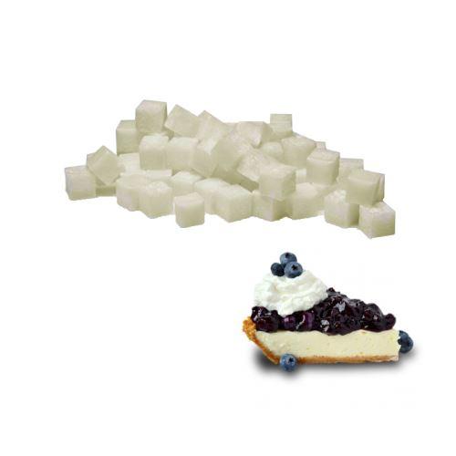 Scented cubes vonnný vosk do aromalámp - Blueberry cheesecake (čučoriedkový cheesecake), 8x 23g