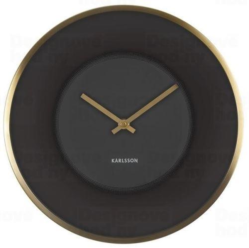 Dizajnové nástenné hodiny 5613 Karlsson 30cm